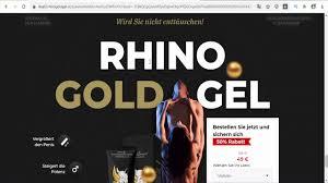Rhino Gold Gel - Portugal - como tomar - farmacia