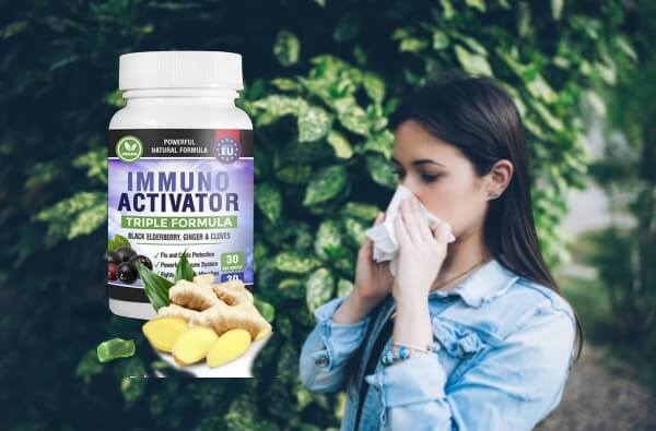 Immuno activator - como tomar - como usar - funciona - como aplicar