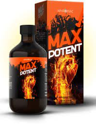 Max Potent - cena - objednat - predaj - diskusia